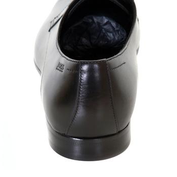 Hugo Boss Black Label mens Meton 50239501 black leather classic shoes BOSS0931
