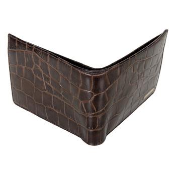 Hugo Boss Black label mens Osma 50255862 boxed brown leather wallet BOSS3306