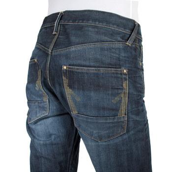 Ijin mens J5241 23L1 red line vintage wash denim jeans Ijin2241