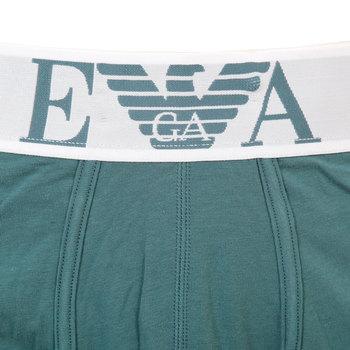 Emporio Armani mens Underwear smoke 110852 3P718 trunk EAM1607