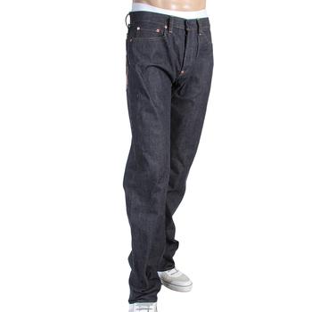 RMC Martin Ksohoh Embroidered Red Lucky Horse Model 1001 Japanese Selvedge Denim Jeans for Men RMC3748