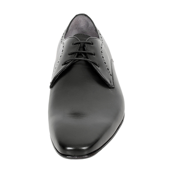 Hugo Boss shoes Bonsto black leather dress shoes 50260521 BOSS3476