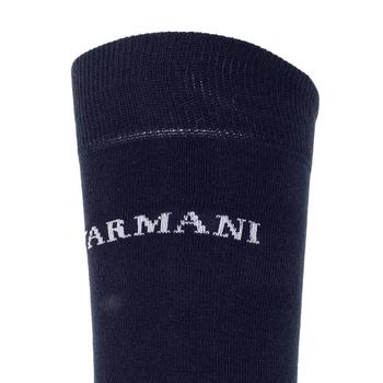 Armani mens navy 302402 4A110 socks EAM4047