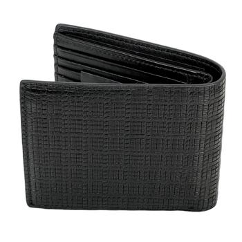 Hugo Boss mens Shandy 50261766 black leather boxed wallet BOSS3466