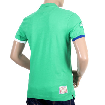 Polo shirt by La Martina in stretch cotton LAMA3533