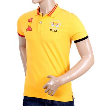La Martina slim fit polo shirt LAMA3531