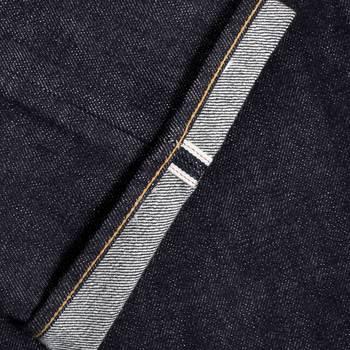 RMC Japanese Made Indigo Selvedge 1111 Original Denim Jeans REDM4414
