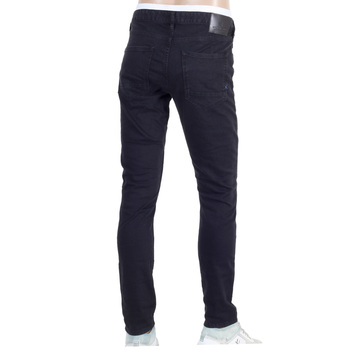 Mens Scotch & Soda  black skinny jeans SCOT4843