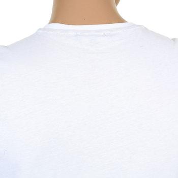 Aquascutum White Brady Short Sleeve T-Shirt AQUA4826