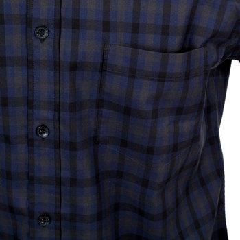 Navy Short Sleeve Shirt by Aquascutum AQUA4431