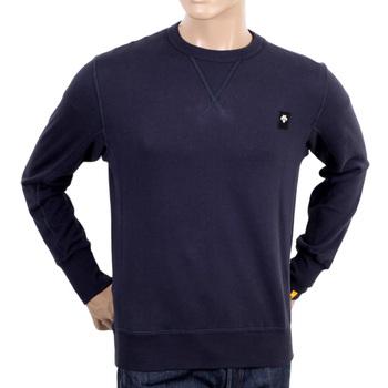 Navy sweatshirt Dualism project by Descente DESC3648