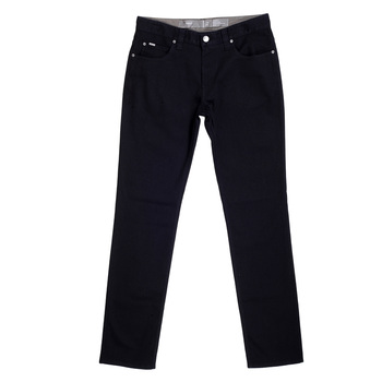 Giorgio Armani Black Stretch Cotton J15 Denim Jeans GAMn5956
