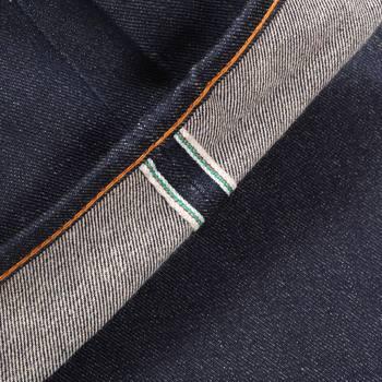 RMC Martin Ksohoh Genuine Exclusive Fuji Mountain Embroidered Vintage Cut Selvedge Raw Denim Jeans REDM0063