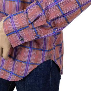 Paul Smith shirt mens long sleeve check shirt. PS6259