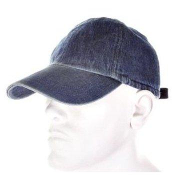 Burberry cap Designer denim classic check lined cap