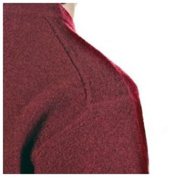Massimo Osti long sleeve red knitwear