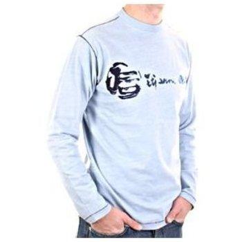 Etienne Ozeki Sawyer sky blue long sleeve t-shirt