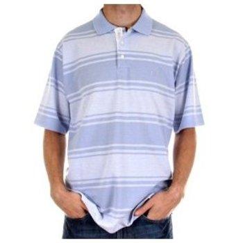 Burberry Polo Shirts 3 button lilac polo top