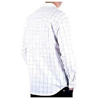 Etienne Ozeki mens long sleeve check shirt