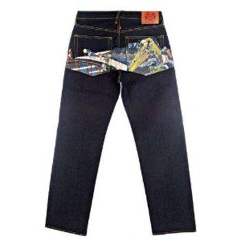 RMC Jeans mens TOKAIDO MOUNTAIN BRIDGE selvedge denim jeans REDM9081