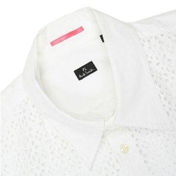 Paul Smith mens shirt short sleeve shirt. PS2901