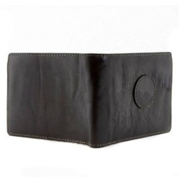 Wallet Armani Jeans black leather wallet AJM1225