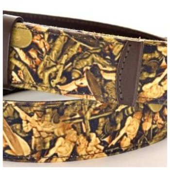 Bangers and Mash canvas/leather soldiers belt