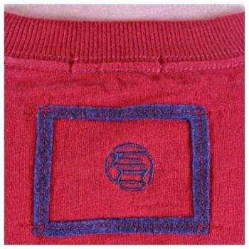 Etienne Ozeki Putnam ruby marl short sleeve t-shirt