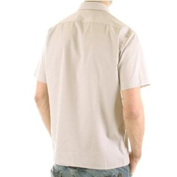Aquascutum shirt Lyle trim short sleeve shirt. AQUA4240