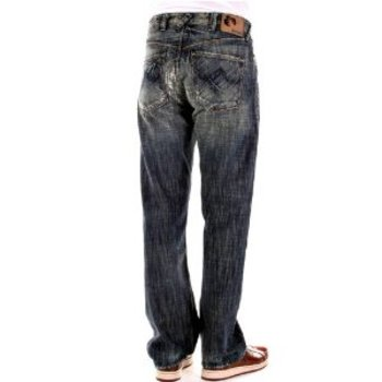 Blue Blood jean regular fit deep cut denim jean BLBL6878
