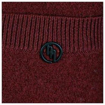 Massimo Osti jacket long sleeve red knitted jacket