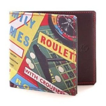 Bangers and Mash Wallet bill fold & credit card wallet