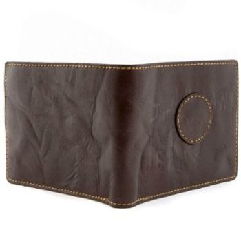 Armani Jeans brown leather wallet AJM1223