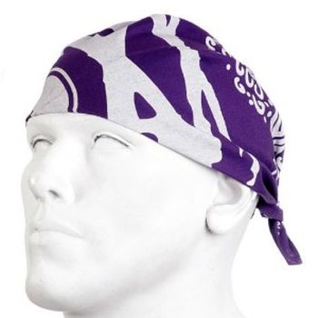 RMC Jeans Mens Printed Purple Bandana Crafted with 100% Cotton RMC Jeans2930