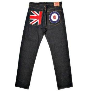 RMC Martin Ksohoh BRITISH FLAG TARGET jeans REDM3702