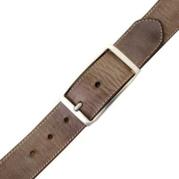 Paul Smith naked lady leather belt PS1659