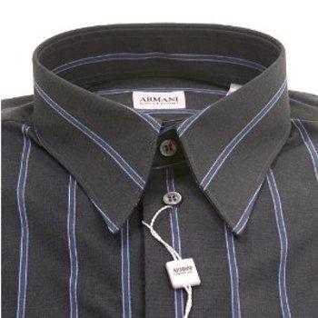 Armani mens pointed collar classic shirt H2034L15077 GAM6555