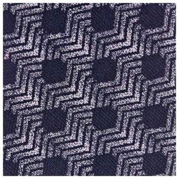 Giorgio Armani Tie Navy woven silk Tie