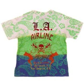 LA Airline Masks t-shirt LAIR6554