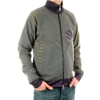 Fake London Genius jacket long sleeve zipped sweat. FAKE0953