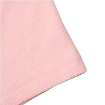 RMC Jeans Sumo Print Pink Crew Neck Short Sleeve Regular Fit T-Shirt REDM6400