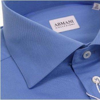 Armani Collezioni Shirt H0015D 20164 cut away collar classic shirt GAM0559