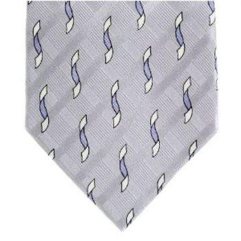 Giorgio Armani Tie silk diagonal weave tie GAM6119