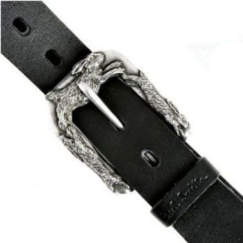 Paul Smith leather belt PS1037