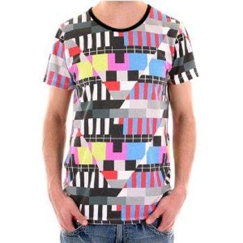 Tsubi short sleeve multi colour t-shirt. TSBI4498