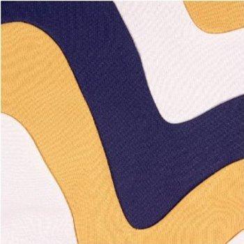 Evisu No Sleeve Triple Colour Crew Neck Logo T-Shirt EVIS2304