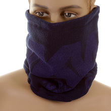 RMC Martin Ksohoh MKWS Fleece Neck Warmer Snood in Navy Blue REDM5494