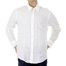 Hugo Boss Lucas White Casual Shirt 05793 BOSS1387