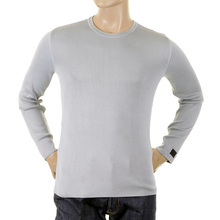 Armani Jeans jumper knitwear mens B6W33 Q4 grey knitwear jumper top AJM1025