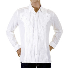 D&G shirt Dolce & Gabbana white fitted long sleeve shirt 1645 36303 DGM4035